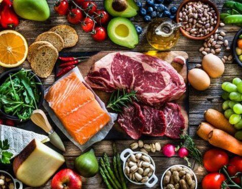 Mėsa ir žuvis